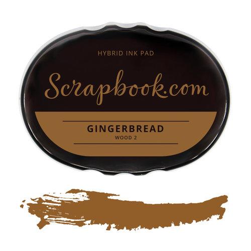 Premium Hybrid Ink Pad - Wood Group - Gingerbread