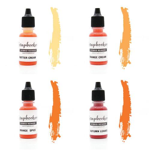 Premium Hybrid Reinker Kit - Orange Group