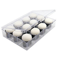Scrapbook.com - Jumbo Sponge Dauber Storage Box with 12 Jumbo Sponge Daubers Included