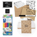 Exclusive - Make Your Own Cards Kit - We Go Together - 25 Pack - Complete Bundle