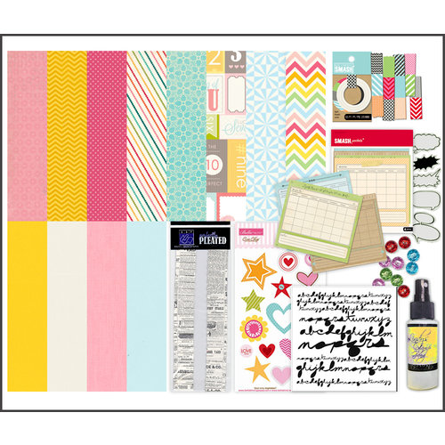 Scrapbook.com Kit Club - Love Life