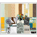 Scrapbook.com Kit Club - Mid Century Vintage