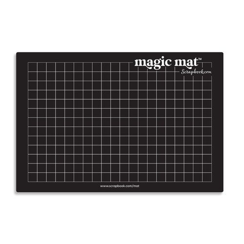 Scrapbook.com - Magic Mat - Standard - Cutting Pad for *Select Machines  - 6.125 x 8.75