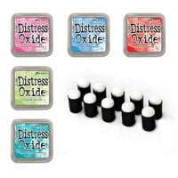 Ranger Ink - Tim Holtz - Distress Oxides Ink Pads and Dauber Bundle