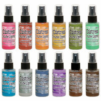 Ranger Ink - Tim Holtz - Distress Oxides Spray Kit - Bundle One