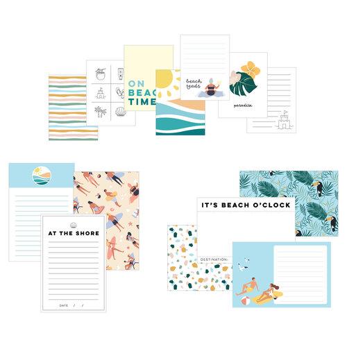 Scrapbook.com - Simple Scrapbooks - Cards - Beach - 14 Pack