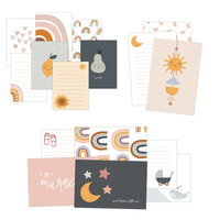 Scrapbook.com - Simple Scrapbooks - Cards - Little One - 42 Pack