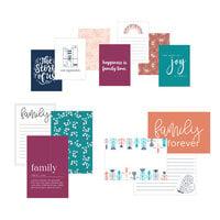 Scrapbook.com - Simple Scrapbooks - Cards - Family - 14 Cards