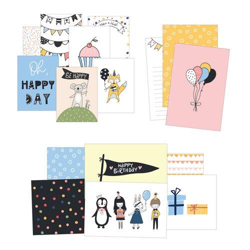 Scrapbook.com - Simple Scrapbooks - Cards - Celebrate - 42 Pack