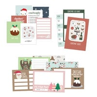 Scrapbook.com - Simple Scrapbooks - Cards - December to Remember - 42 Pack