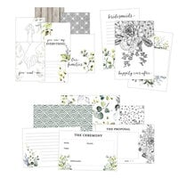 Scrapbook.com - Simple Scrapbooks - Cards - Wedding - 42 Pack