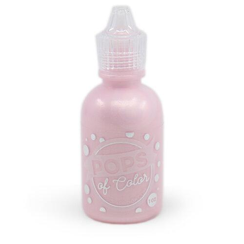 Scrapbook.com - Pops of Color - Pearl - Soft Pink - 1oz