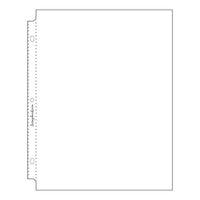Scrapbook.com - 9x12 Open Page Protectors - 10 Pack