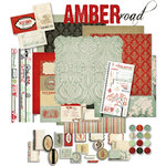 Pink Paislee - Amber Road Collection Kit, CLEARANCE