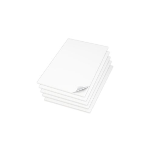 Scrapbook.com - Double Sided Adhesive Foam Sheets - 4.25 x 5.5 inches - 5 Sheets