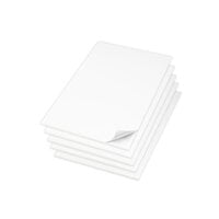Scrapbook.com - Double Sided Adhesive Foam Sheets - 6 x 8.5 inches - 5 Sheets
