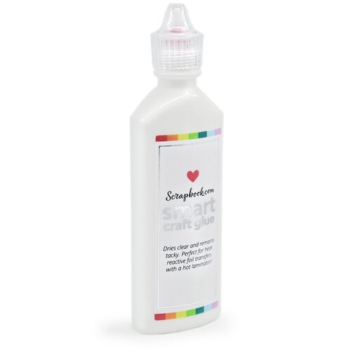 Scrapbook.com - Smart Craft Glue - Liquid - 40ml