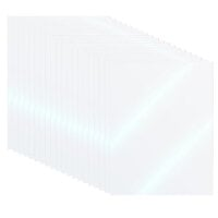 Scrapbook.com - Acetate Sheets - Clear - 8.5 x 11 - 20 Pack