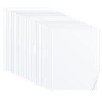Scrapbook.com - Smooth Vellum Sheets - White - 8.5x11 - 40lb - 20 Pack