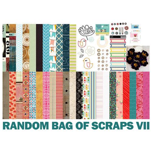 Scrapbook.com - Random Bag of Scrap 7