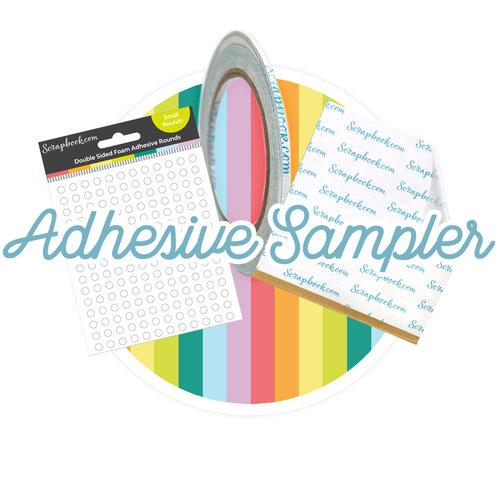 Scrapbook.com - Adhesive Sampler Pack