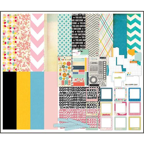 Scrapbook.com Kit Club - Spring Fling