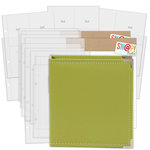Simple Stories - 6x8 Album and Variety Page Protectors - Complete Kit