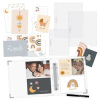 Scrapbook.com - Simple Scrapbooks - Little One - Complete Kit with White Album