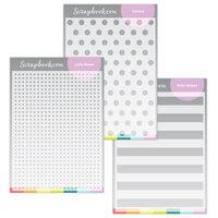 Scrapbook.com - Stencils - Stencil Basics Bundle