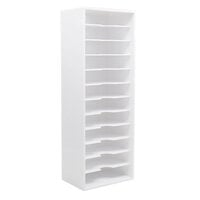 Scrapbook.com - Ink Pad Storage - White