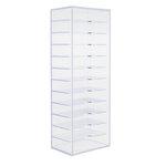 Scrapbook.com - Ink Pad Storage - Clear