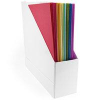 Scrapbook.com - Craft Room Basics - 12x12 Paper Holder - Magazine Style