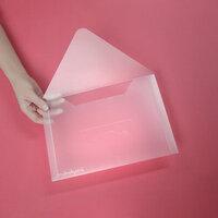 Scrapbook.com - Storage Envelope - Plastic - 6 x 8.75 - Medium - 1 Single