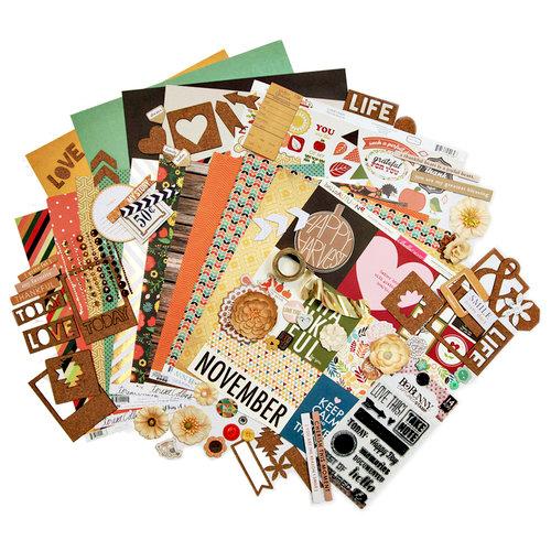 Scrapbook.com Kit Club - Thankful for Family