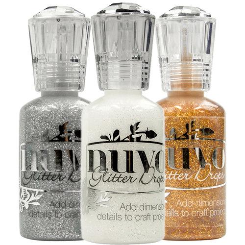 Nuvo - Glitter Drops Trio