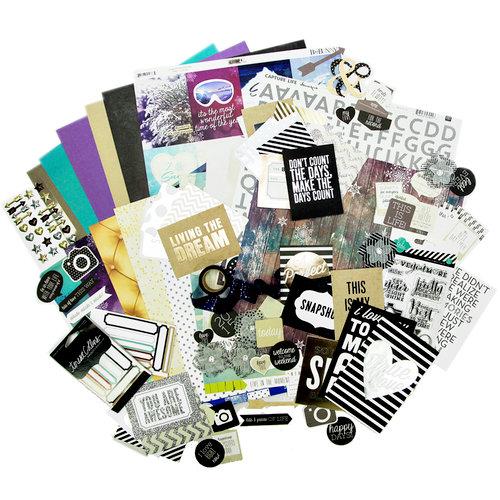 Scrapbook.com Kit Club - Winter Wishes