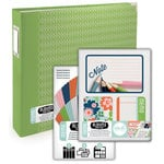 Scrapbook.com - Albums Made Easy - Memo Kit
