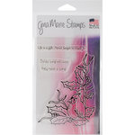 Gina Marie - Clear Acrylic Stamps - Cardinal