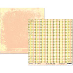 Scribble Scrabble - Naomi Collection - 12 x 12 Double Sided Paper - Dots