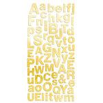 Studio Calico - Elementary Collection - Wood Veneer Pieces - Alphabet