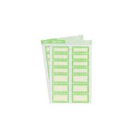 Studio Calico - Color Theory - Label Sticker - Fresh Cut Scallop