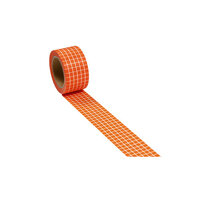 Studio Calico - Washi Tape - Orange County Grid Inverse