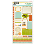 Studio Calico - Elementary Collection - Cardstock Stickers - Labels