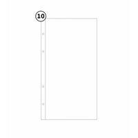 Studio Calico - 6 x 12 Page Protectors - A