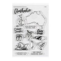 Studio Calico - Clear Photopolymer Stamps - Australia