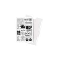 Studio Calico - Clear Photopolymer Stamps - Retail Therapy