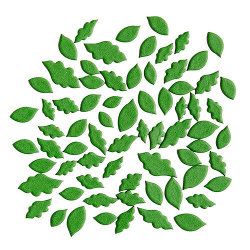 Kingston Crafts - Chipboard Shapes - Leaves - Be Leaf