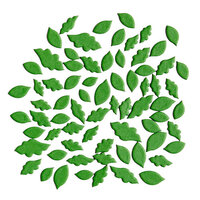 Kingston Crafts - Chipboard Shapes - Leaves - Be Leaf