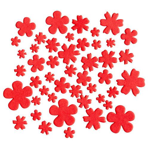 Kingston Crafts - Chipboard Shapes - Flowers - Poppy