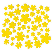 Kingston Crafts - Chipboard Shapes - Flowers - Sunny Day